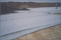 GCL (Geosynthetic Clay Liner)