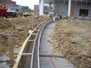 poly-drain-install
