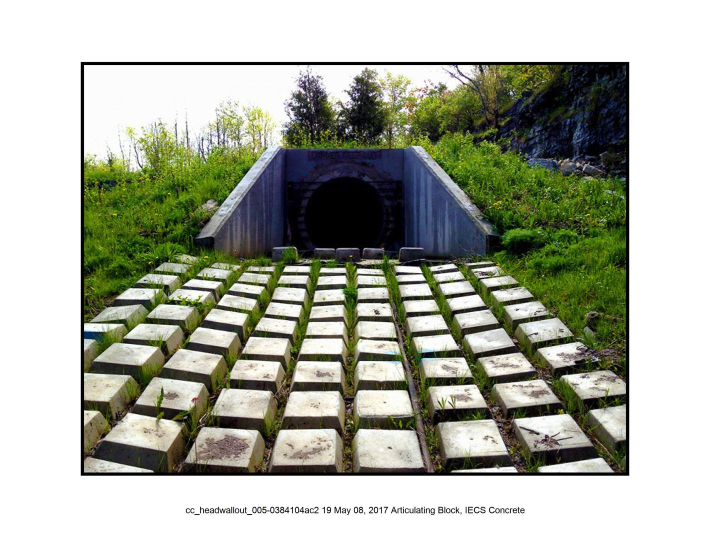 Articulating Concrete Block Jen Hill